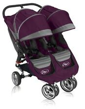 Baby Jogger Double Pushchairs & Prams with Hood/Canopy