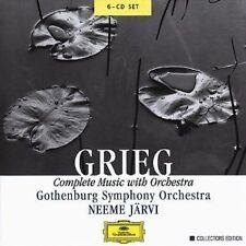 DG Deutsche Grammophon Classical Digipak Music CDs