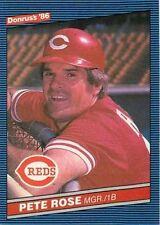 Pete Rose Baseball Trading Cards For Sale Ebay