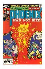 Phoenix Marvel Bronze Age X-Men Comics