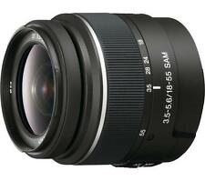 Zoom Auto & Manual Focus SLR Camera Lenses for Sony