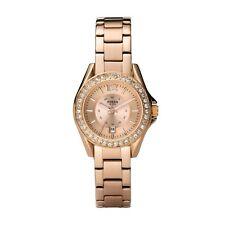 Fossil Armbanduhren mit Leuchtzeiger für Damen