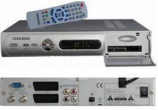 Sat-TV-Receiver mit RS-232 - Anschluss