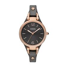 Fossil Stainless Steel Case Women's Adult Wristwatches