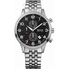 HUGO BOSS Men's 50 m (5 ATM) Wristwatches