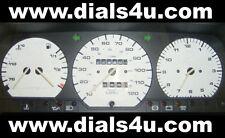 VOLKSWAGEN VW TRANSPORTER T4 - EARLY MODELS 1990-95 - 120/140mph  WHITE DIAL KIT