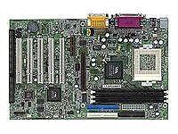 Mainboards mit PCI Erweiterungssteckplätzen, Formfaktor ATX und Sockel 370