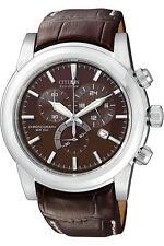 Men's Quartz (Solar Powered) Silver Band Wristwatches