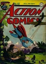 Superman CGC Golden Age Comics (1938-1955)