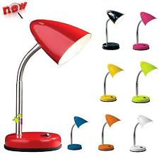 FLEXI DESK LAMP MODERN TRENDY DECORATIVE HOME LOUNGE DESK/TABLE LAMP