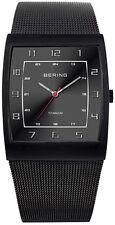Quarz-(Batterie) Armbanduhren mit 12-Stunden-Zifferblatt und Quadrat für Herren