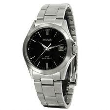 Pulsar Armbanduhren aus Edelstahl für Herren