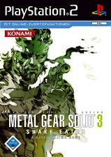 Konami PC - & Videospiele für die Sony PlayStation 2 mit Boxen-Motiv