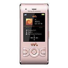 Téléphones mobiles Sony Ericsson Sony Ericsson W595