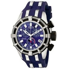 Silicone/Rubber Band Wristwatches with Chronograph