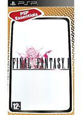 Jeux vidéo français Final Fantasy pour Sony PSP