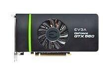 EVGA Grafik- & Videokarten mit GDDR 5-Speicher und 2GB Speichergröße