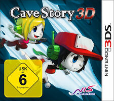Platformer Nintendo 3DS 7+ Rated Video Games with Manual