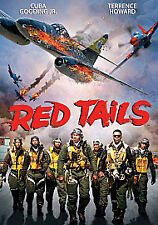 Red Tails Historical Blu-rays
