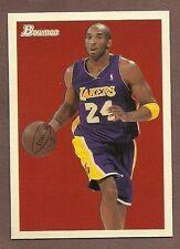 Bowman Los Angeles Lakers Original Single Basketball Cards