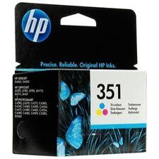 3-farbige Originale Drucker-Tintenpatronen für HP