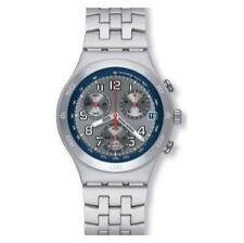 Lässige Swatch Irony Armbanduhren mit Chronograph