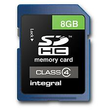 Class 4 Integral 8GB Mobile Phone Memory Cards