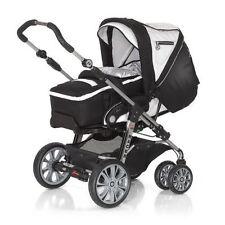 Geländegängige Hartan Einsitzer-Kinderwagen
