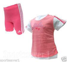 Mädchen-Tops, - T-Shirts & -Blusen mit Logo adidas