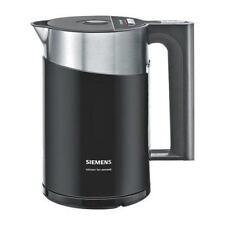 Cafetières et machines à expresso noirs Siemens