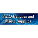 Piano Benches and Music Supplies