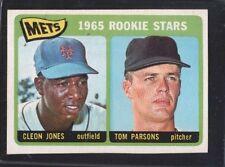 Topps Rookie New York Mets Original Baseball Cards
