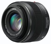 Panasonic LUMIX 25mm Focal Camera Lenses