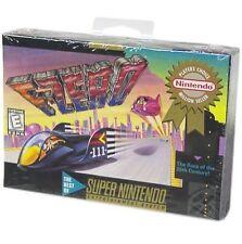 Jeux vidéo manuels inclus pour Course et Nintendo SNES