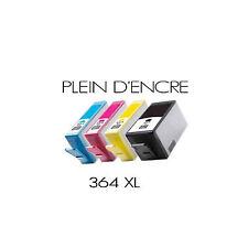 Cartouche 364 XL pour imprimante HP Grande capacité Qualité Premium