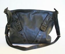 1980s Leather Cross Body Vintage Bags & Cases