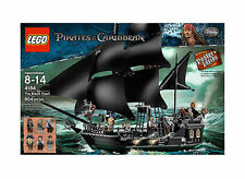 Pirates of the Caribbean Black Building Toys
