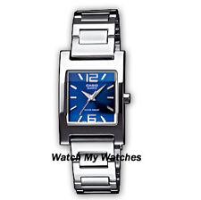 Armbanduhren aus Edelstahl mit Silber Messing