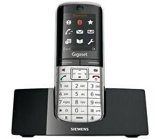 Schwarze Schnurlose Telefone Gigaset SL400 Überspannungsschutze der Mobilteile 1