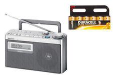 Panasonic tragbare Tischplatten-Radios