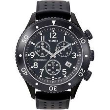 Timex Quarz-Armbanduhren (Batterie) mit Datumsanzeige
