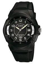 Analoge rechteckige Casio Armbanduhren