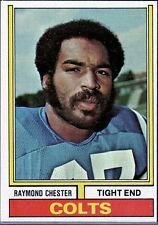 Topps Serial Numbered Baltimore Colts Football Trading Cards
