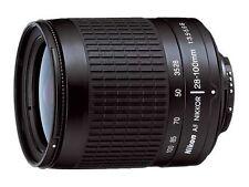 Nikon AF f/5.6 Camera Lenses