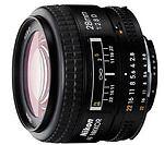 Wide Angle Camera Lens for Nikon F