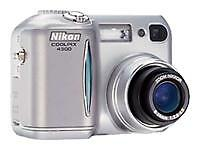 Nikon Lithium-Ion Battery 3-4.9MP Digital Cameras