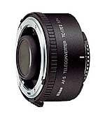 Nikon AF Auto Focus DSLR Teleconverter Camera Lenses