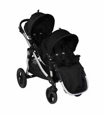 4 Wheels Double Prams & Strollers with Adjustable Back Rest