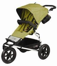 Mountain Buggy Einsitzer-Kinderwagen mit Kinderwagenaufsatz
