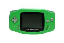 Consoles de jeux vidéo vert pour Nintendo Game Boy